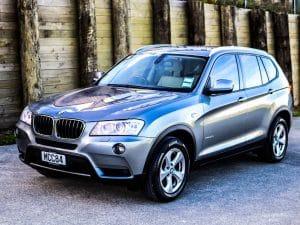 BMW X3 XDRIVE 20D 2012_front