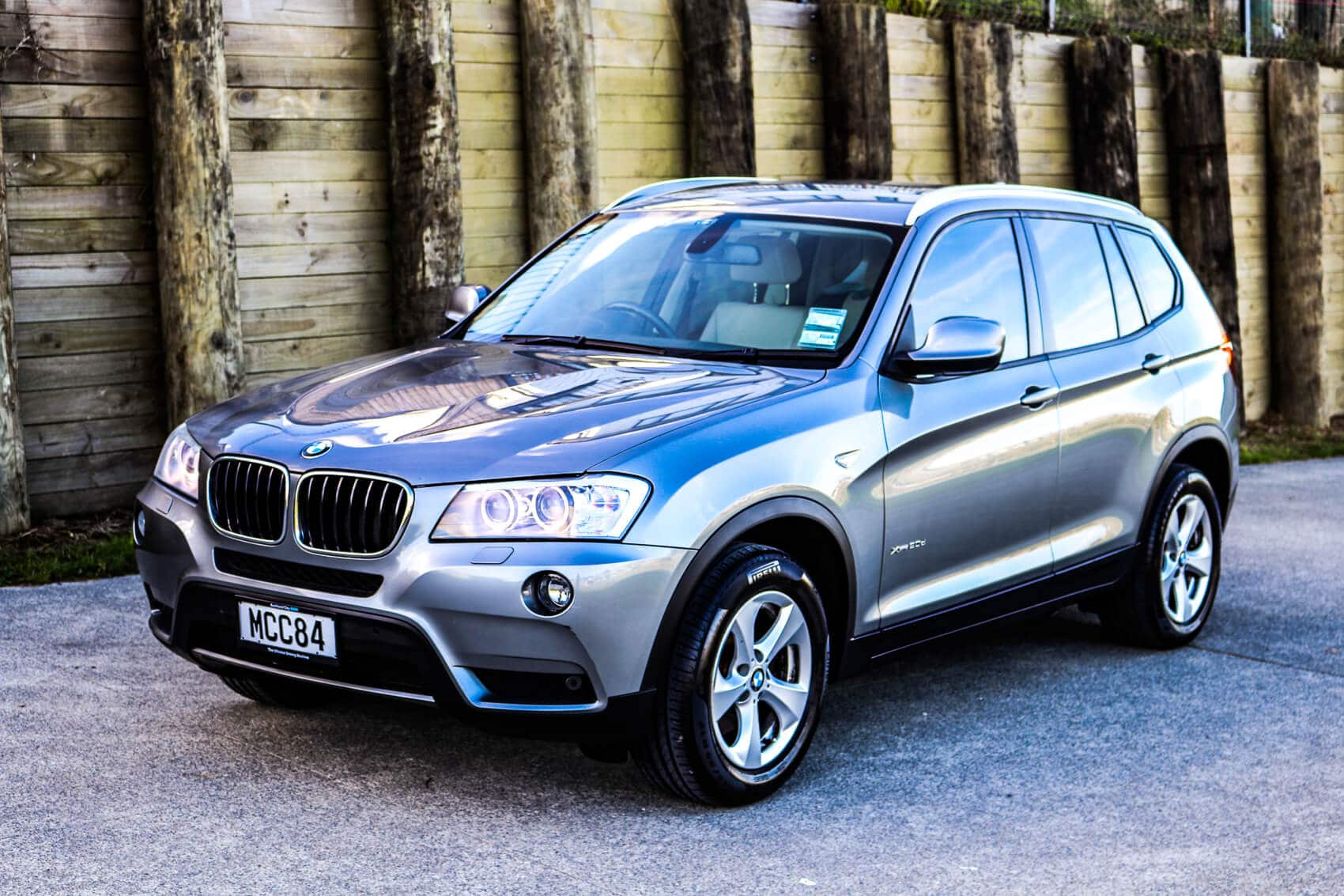 Bmw X3 Xdrive 20d 2012 Yesterday S Legends